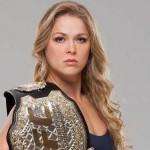 Ronda Rousey, this Female Fighting Machine is a Legitimate Badass…