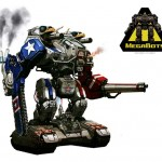 MegaBot Team USA Kickstarter, Time to Contribute to the Destruction.