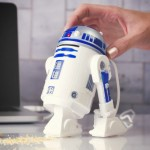 The R2-D2 Desk Vacuum is Just Too Cool.