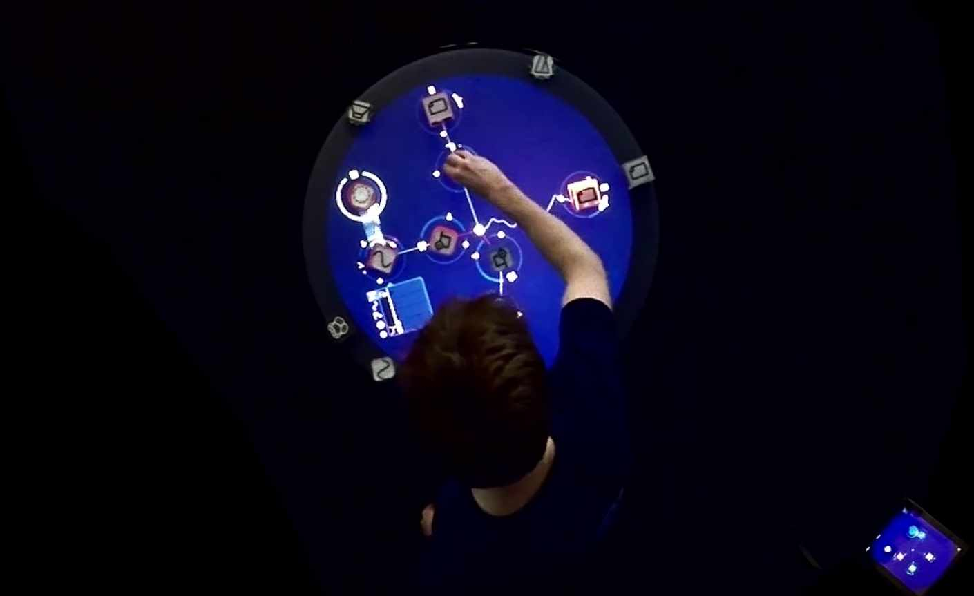 Reactable Live! S6, Upgrading the Incredible.