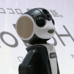 Robohon, Part Robot Part Mobile Phone and All Heart.
