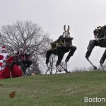 The Creepiest Christmas Message Prize Goes To Boston Dynamics.