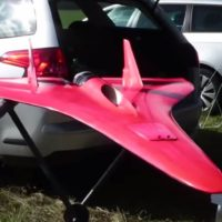 The New World's Fastest RC Jet Blasts by at 744KPH…