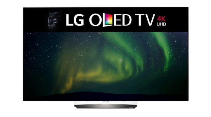 The LG 55B6T OLED TV Review, My Favourite New Thing…