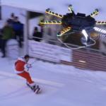 Drone Powered Human Flight…