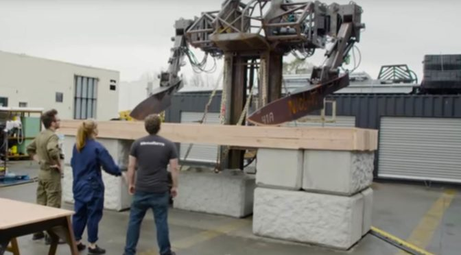 MegaBots with Giant Knives, Dangerously Funny…