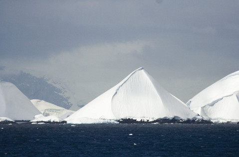 The Antarctic Mystery: Are there Pyramids at the Bottom of the World?