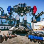 Eagle Prime: America's Giant Fighting Robot…
