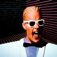 Max Headroom Gets Older and Funnier…