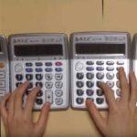 Musical Calculators, Too Cool for School…