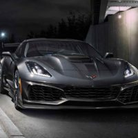 2019 Corvette ZR1, the Last of the Front Engine Stingrays?