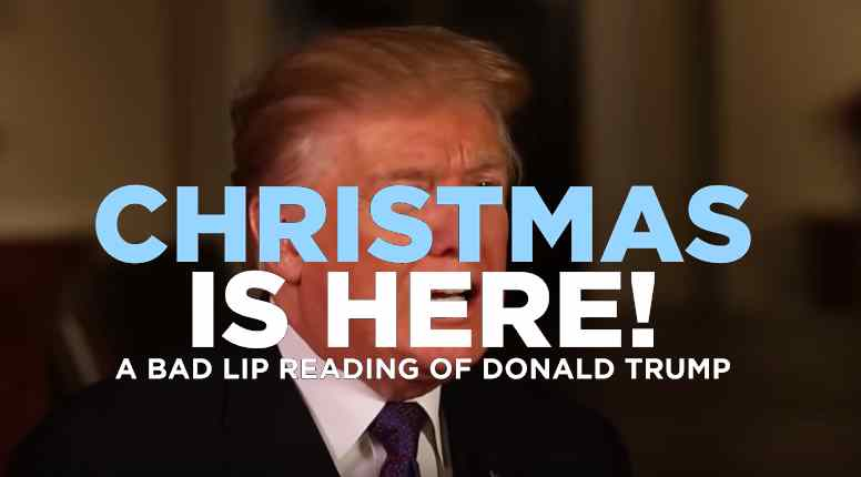 Bad Lip Readings Best of Donald Trump, Too Funny by Far…