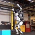 Atlas Does Robotic Back-flips…