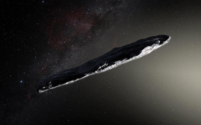 Asteroid 1I/2017 U1 Oumuamau: Asteroid or Kick Ass Alien Space Ship?