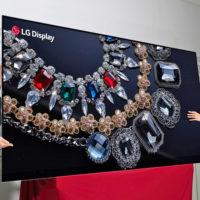 LG Shows Off 88-inch 8K OLED TV…