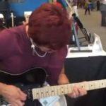 Paula Jo Taylor is the Viral Granny Guitarist…