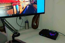 Intel Hades Canyon NUC8i7HVK Review - Highpants