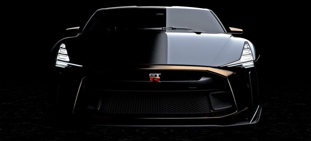 Nissan GT-R50: Godzilla in an Italian Suit…