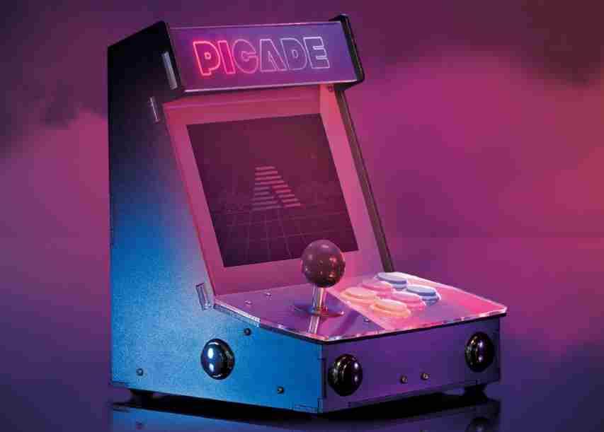 Pi Projects: PiCade 2018, the DIY Retro Arcade Machine…