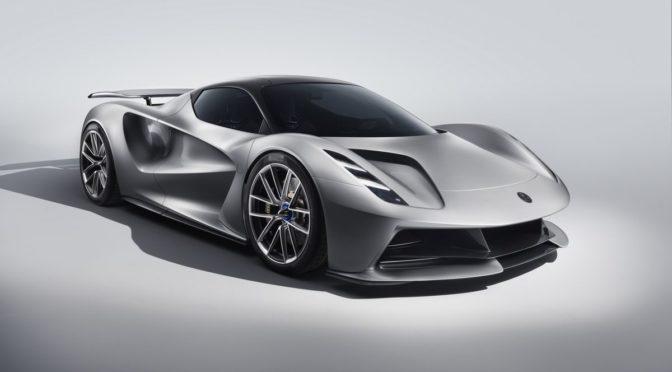 Electric Hypercar Wars: Evija, the Latest Lotus Dream Machine…